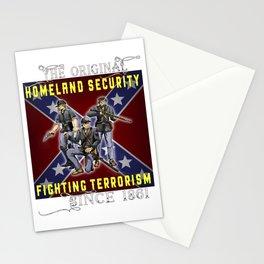 The Original Homeland Security 1861 Ed. Stationery Cards