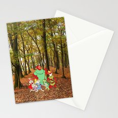 Robin Hood and the Gang Stationery Cards