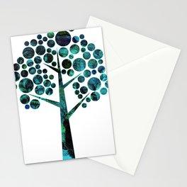 Leslie harlow fantasy Tree 5 Stationery Cards