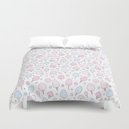 Cotton Candy Club Duvet Cover