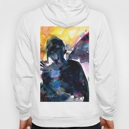 Angel by Kathy Morton Stanion Hoody