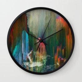 VłłV Wall Clock