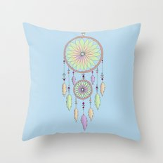 DREAM CATCHER V.2 Throw Pillow