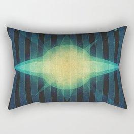 Elliptical Galaxy - Centaurus A Rectangular Pillow