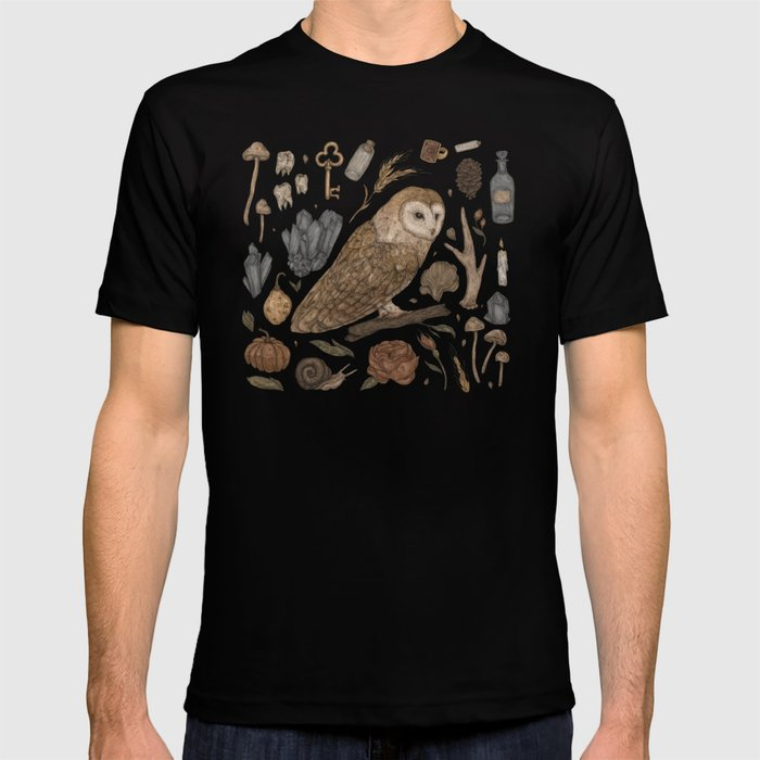 Harvest Owl T-shirt
