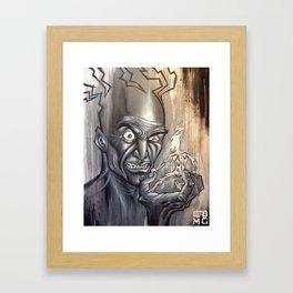 Antagonism Framed Art Print
