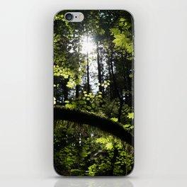 Dream Green iPhone Skin