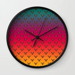 Jello Moose Wall Clock