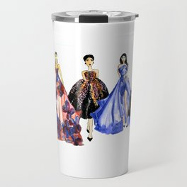 Designer Girls Travel Mug