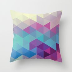 Water Reflection No. 1 Throw Pillow