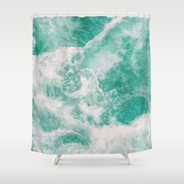 Whitewater 1 Shower Curtain