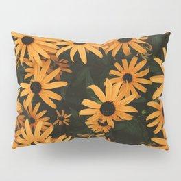 Yellow Tones Pillow Sham