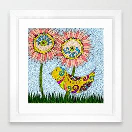 Joyful Spirit Framed Art Print