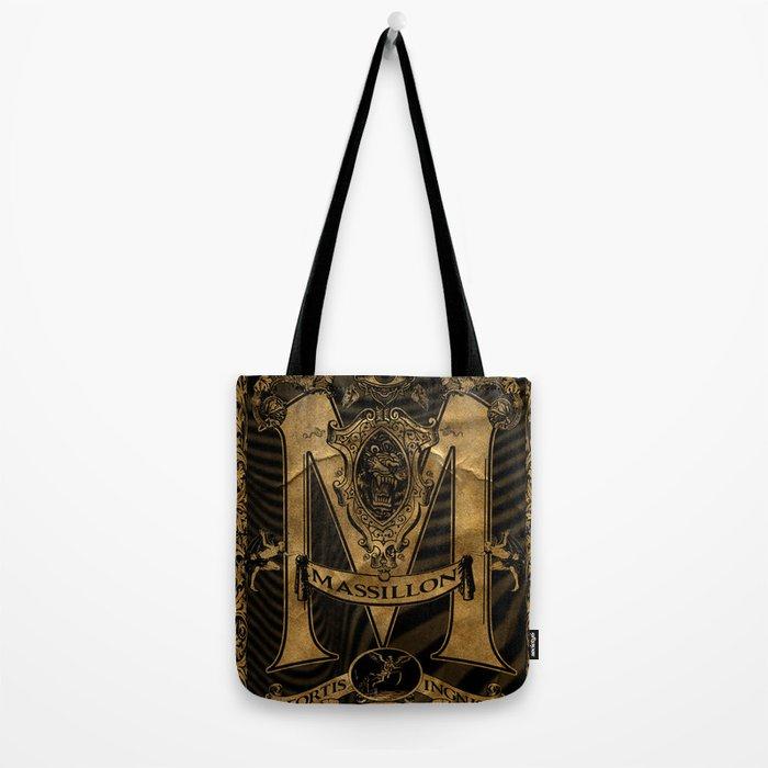 Mässillon Darkness Tote Bag