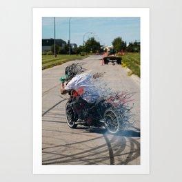 Smoke Em' Art Print