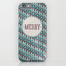 Christmas iPhone 6s Slim Case