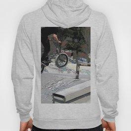 """Getting Air"" - BMX Rider Hoody"