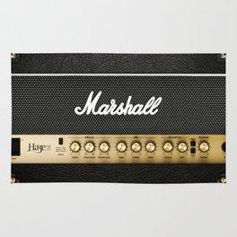 Marshall Amplifier Rug