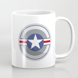A Fictitious Shield Coffee Mug