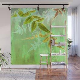 Jade Jasmine Sunrise Wall Mural