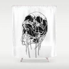 Skull 1 Shower Curtain