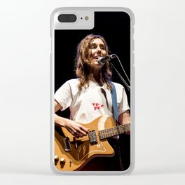 Holly Throsby_01 Clear iPhone Case