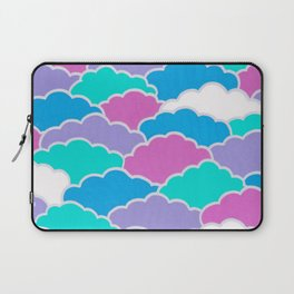 Cool Clouds Laptop Sleeve