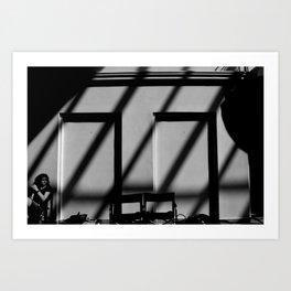 / / / / / Art Print