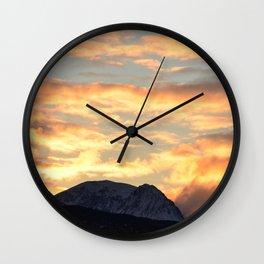 Good Morning Last Frontier! Wall Clock