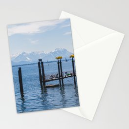 Bodensee and Alp Mountains Stationery Cards