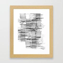 Polyharmonic Framed Art Print