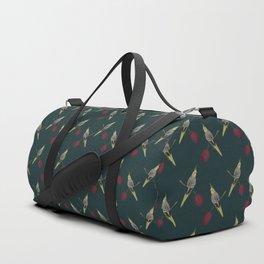 Pearl Cockatiel Duffle Bag