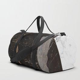 Marble Paradox Duffle Bag