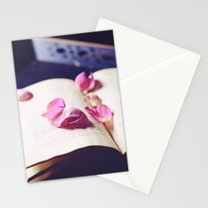 scattered memories Stationery Cards