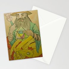 20th Wizard Stationery Cards