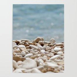 Catch the light - Beach Sea Ocean Summer Poster