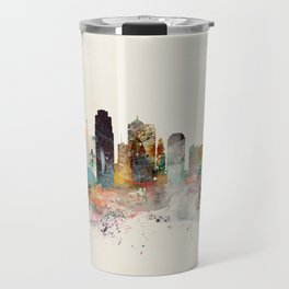 kansas city missouri Travel Mug