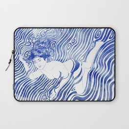 Water Nymph XVII Laptop Sleeve
