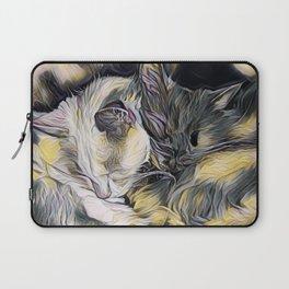 """Cat Love"" Laptop Sleeve"