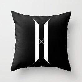 Hexiler Throw Pillow