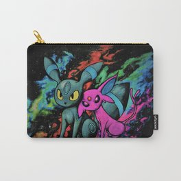 Cosmic Couple Carry-All Pouch