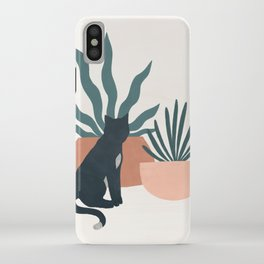 flora and fauna iPhone Case