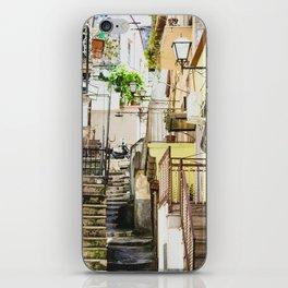 Blind alley iPhone Skin