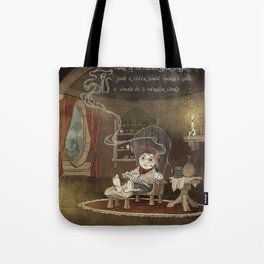 A Merrier World Tote Bag