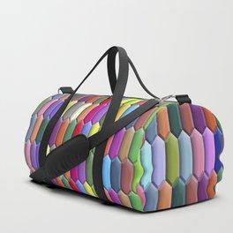 Colorful jewels Duffle Bag