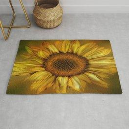 Sunflower - Vintage Rug