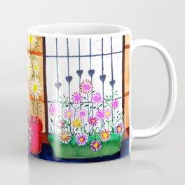 Jade's windows Coffee Mug