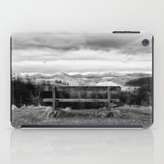 Bench With a View iPad Case