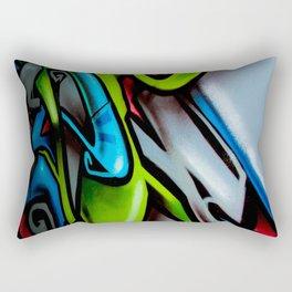 Malt-E-Verse Rectangular Pillow
