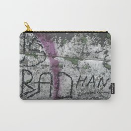 Bad Hand Carry-All Pouch